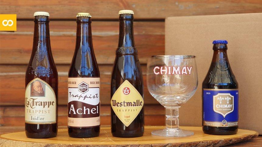 I Cata online de cervezas trapenses organizada por Bierwinkel | Loopulo