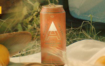 Cerveza mendocina Andes Origen, una marca de Quilmes (AB InBev)