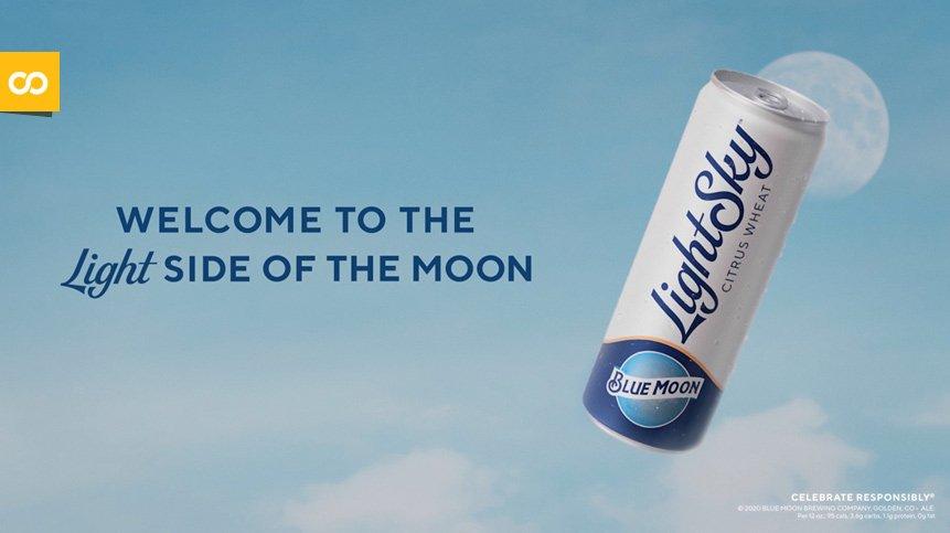 LightSky, la cerveza artesana baja en calorías de Blue Moon | Loopulo
