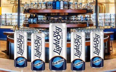 LightSky, la cerveza artesana baja en calorías de Blue Moon