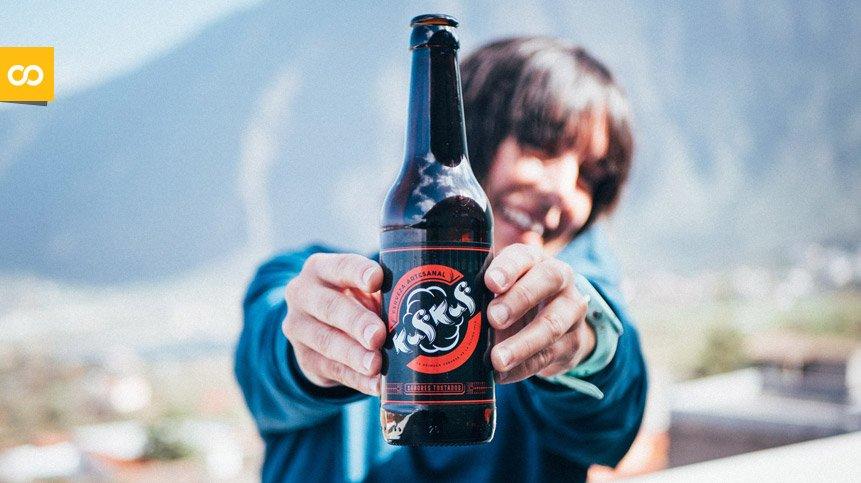Kuf Kuf. 8 cervezas artesanas de Canarias | Loopulo
