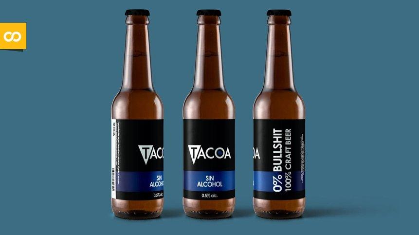 Cerveza artesanal canaria Tacoa (Tenerife) | Loopulo
