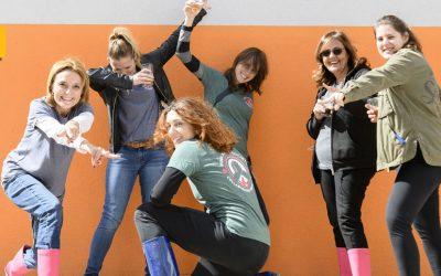 Pink Boots Society Spain presenta sus nuevas cervezas colaborativas