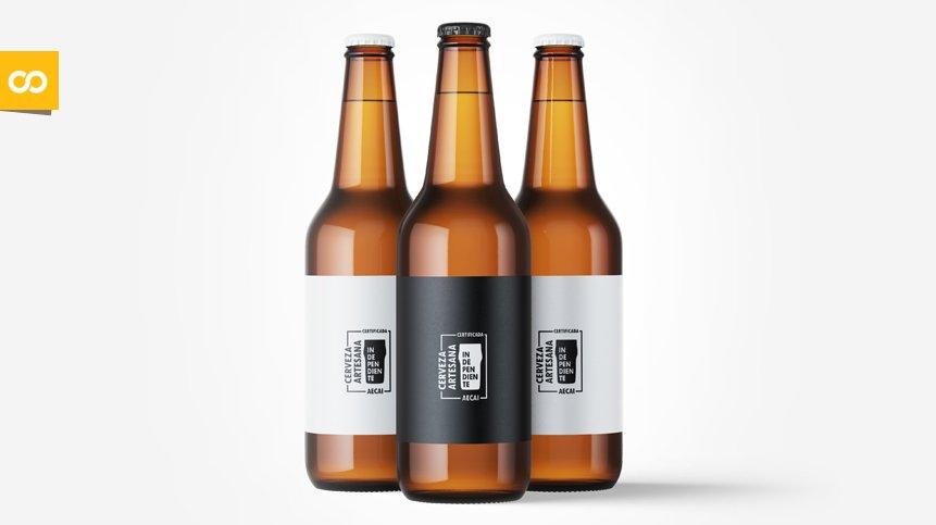 AECAI presenta un sello craft identificativo de cerveza artesana e independiente   Loopulo