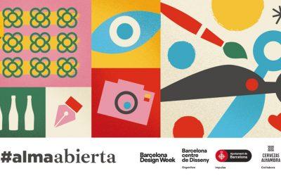 Barcelona centre de Disseny y Cervezas Alhambra se unen para rendir homenaje a la ciudad de Barcelona