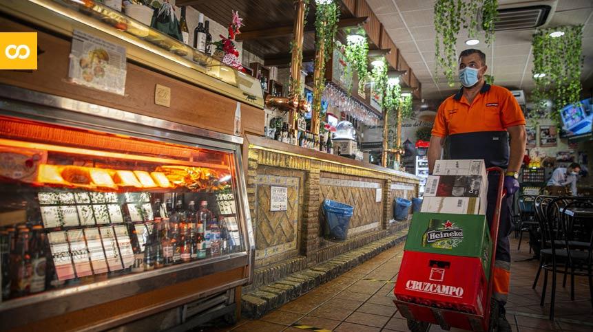 Bares de toda España reciben ya millones de productos de #FUERZABAR – Loopulo