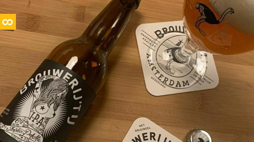La craft de Duvel Brouwerij 't IJ IPA ya está disponible en España – Loopulo