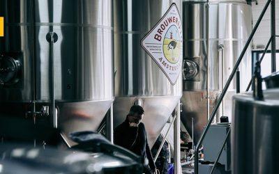 La craft de Duvel Brouwerij 't IJ IPA ya está disponible en España