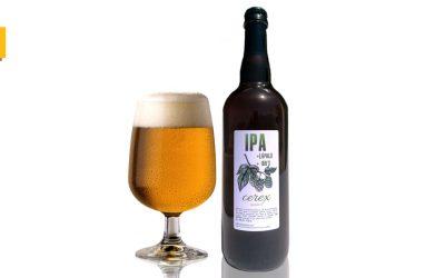 Cerex IPA, la cervecera de Cáceres presenta su cerveza de verano de edición limitada