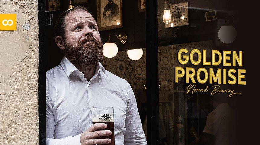 Entrevista con Alexander Mabry, fundador de Golden Promise – Loopulo