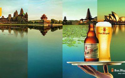 Gage Roads llevará las cervezas de San Miguel a Australia