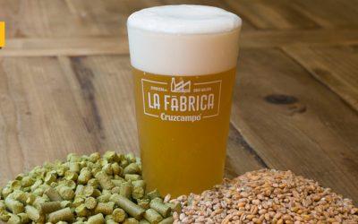 Cruzcampo prepara en Málaga su nueva cerveza artesana: La Primera