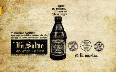 LA SALVE lanza la cerveza Export de los años 40 para este verano 2020