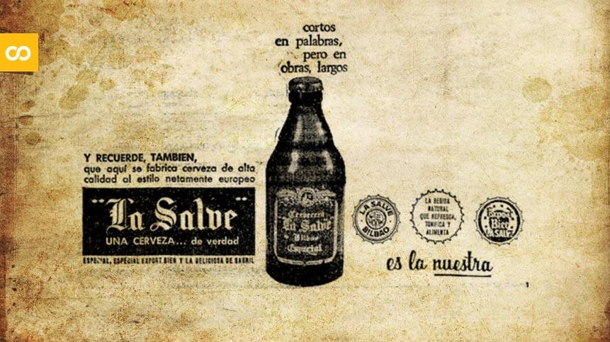 LA SALVE lanza la cerveza Export de los años 40 para este verano 2020 – Loopulo