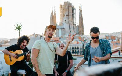 Macaco y Mortiz se unen para rendir un homenaje a Barcelona