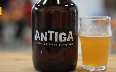 Antiga Artesana lanza una cerveza con levadura autóctona, aroma a arroz y sabor a naranja