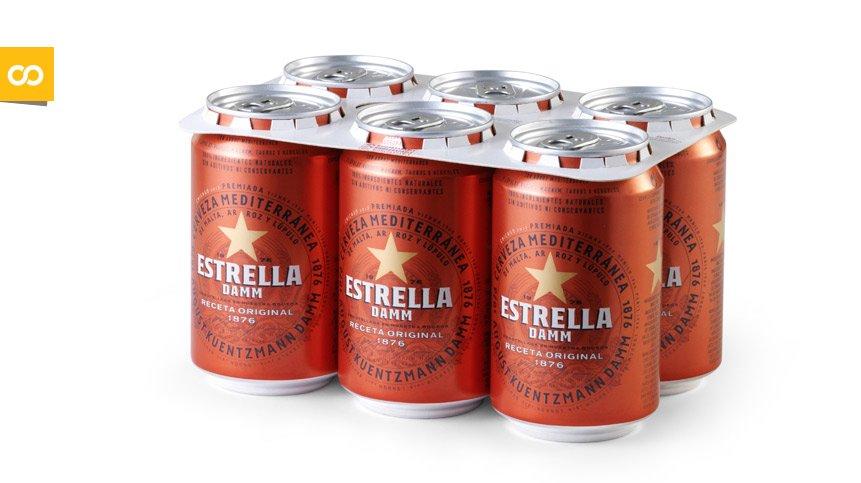 El nuevo anuncio de Estrella Damm anuncia la eliminación de las anillas de plástico – Loopulo