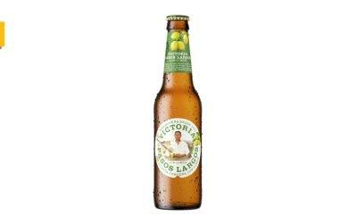 Pasos Largos, la nueva cerveza con limón de Victoria