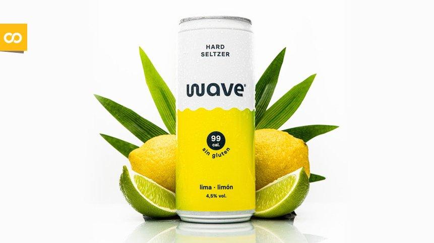 Wave, la nueva marca de Hard Seltzer de Cervecera Península – Loopulo