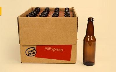 AliExpress ahora también te lleva cervezas artesanas a casa