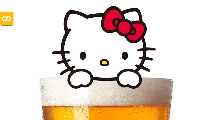 Hello Kitty ya tiene (también) su propia cerveza - Loopulo