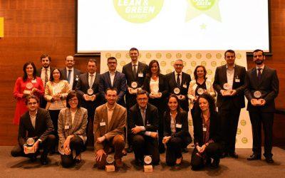 Mahou San Miguel recibe la estrella Lean&Green tras reducir un 23% sus emisiones de CO2