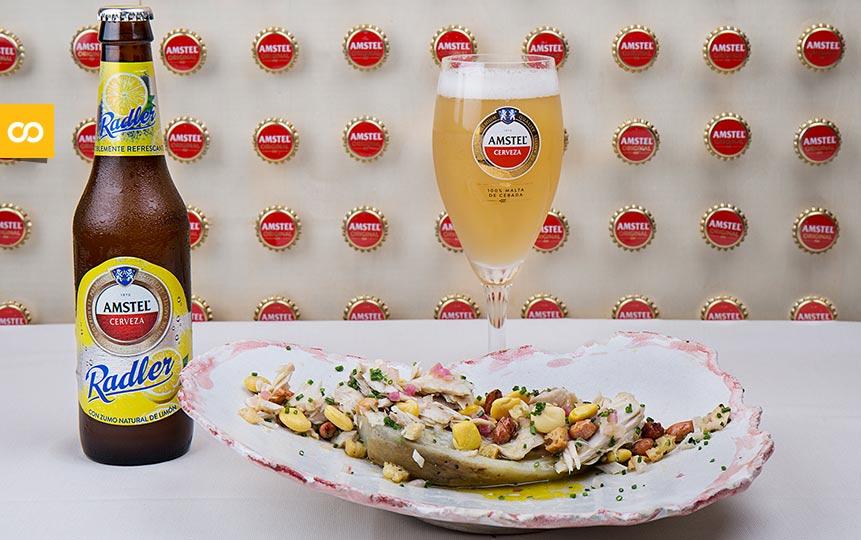 Receta y maridaje: El chef Ricard Camarena y el maestro cervecero Rafael Sánchez se unen proponerte un maridaje de verano - Loopulo