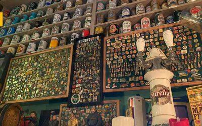 Casa Marquina, el Museo de la Cerveza de Pedrera