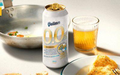 La cervecera argentina Quilmes lanza al mercado Quilmes 0,0%