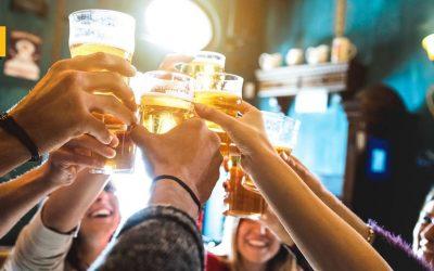 COVID-19: Aumentan los consumidores que prefieren tomar las cervezas en bares