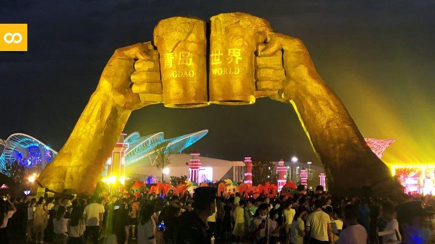 El Oktoberfest más grande del mundo de este año ha tenido lugar en China – Loopulo