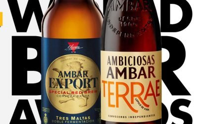 Ambar Export y Ambar Terrae triunfan en Word Beer Challenge y World Beer Awards este 2020