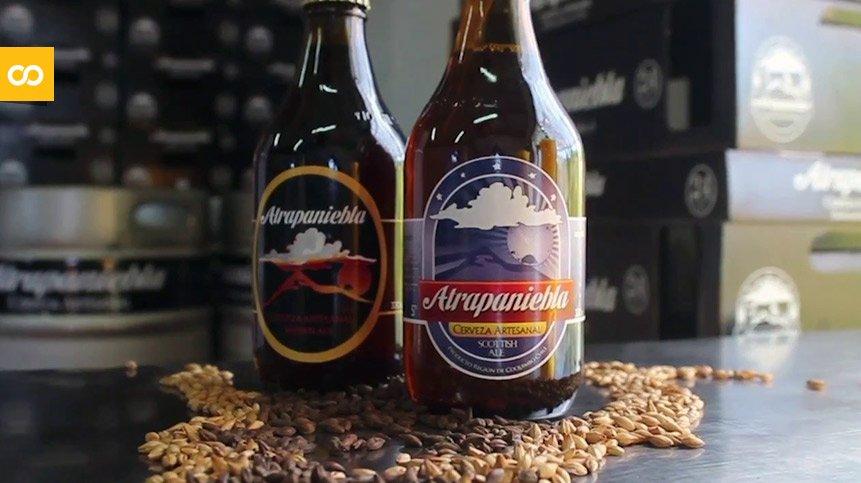 Atrapaniebla, la cerveza de las nubes de Chile - Loopulo