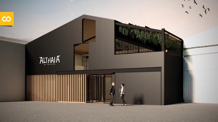 Althaia reestructura su gama de cervezas y renueva su imagen   Loopulo