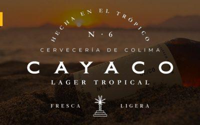 Cerveza Cayaco, la lager tropical de Cervecería de Colima