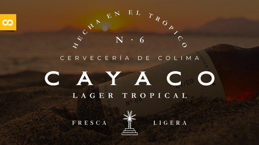 Cerveza Cayaco, la lager tropical de Cervecería de Colima – Loopulo