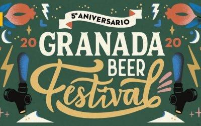 Granada Beer Festival pospone oficialmente su quinto aniversario hasta 2021