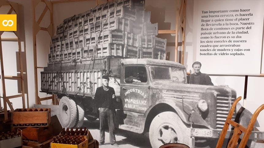 Ambar presenta una exposición con motivo de los 120 años de La Zaragozana - Loopulo