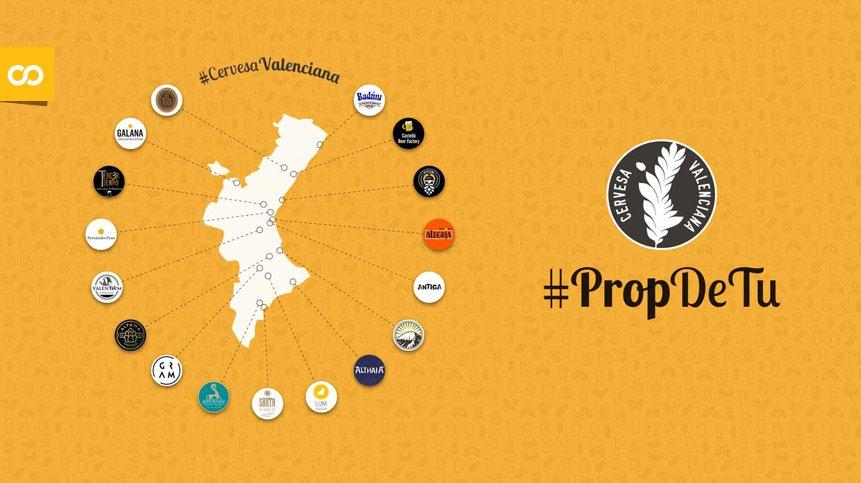Associació Cerveseres Valencianes renuevan su imagen para poner el acento en la Comunitat Valenciana- Loopulo