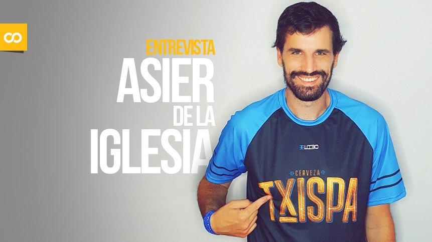 Entrevista a Asier de la Iglesia, ex jugador de baloncesto y fundador de la cerveza solidaria Txispa - Loopulo
