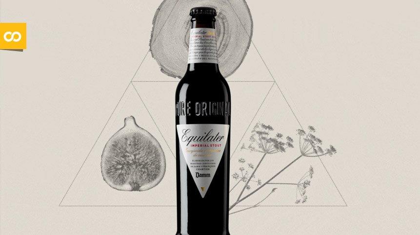 Equilater, la cerveza de Damm que se elabora mediante el maridaje molecular | Loopulo