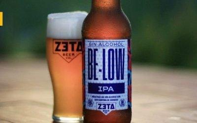 BE-LOW, la innovadora IPA sin alcohol de ZETA BEER CO y Cervezas Majara