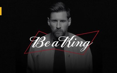 Budweiser lanza una edición especial en homenaje a Leo Messi