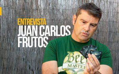 Juan Carlos Frutos: «Quería crear un juego divertido en el que la cerveza fuera realmente la protagonista, no una excusa»