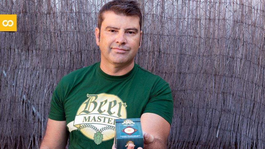 Entrevista a Juan Carlos Frutos, creador del juego de mesa Beer Master - Loopulo
