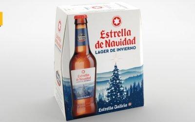 Estrella de Navidad, la nueva cerveza de edición limitada de 2020 ya está aquí