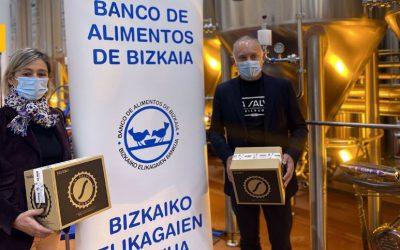 Gabonak 2020: LA SALVE lanza su caja solidaria de Navidad con el Banco de Alimentos
