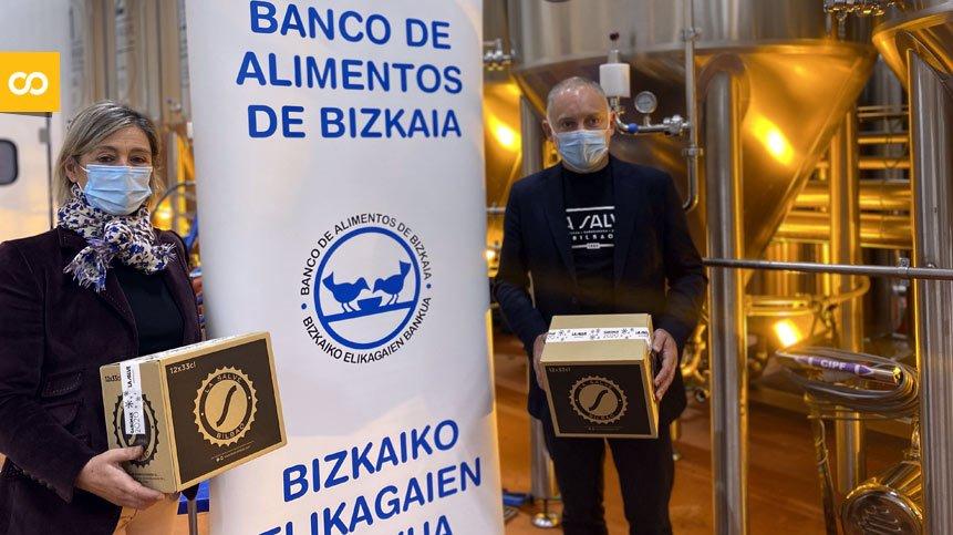 Gabonak 2020: Un pack solidario de La Salve y el Banco de Alimentos   Loopulo