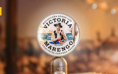 Marengo, una nueva imagen para la cerveza negra de Victoria