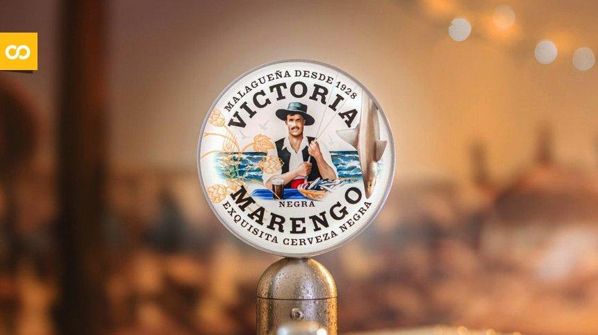 Marengo, una nueva imagen para la cerveza negra de Victoria – Loopulo
